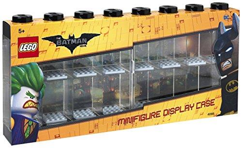 LEGO Batman Minifigure Display Black