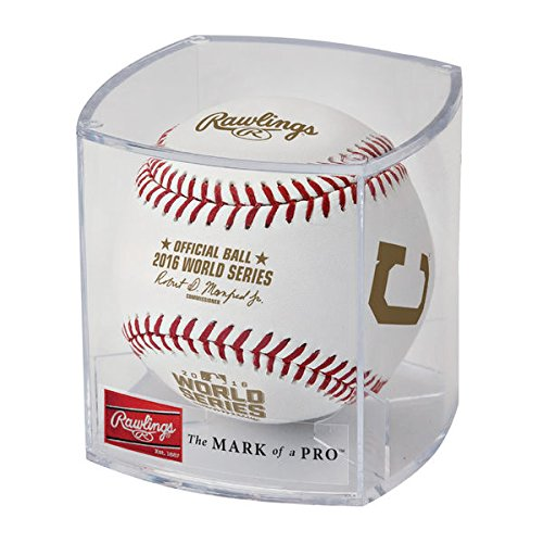 al MLB World Series Dueling Game Baseball Chicago Cubs vs Cleveland Indians in Cube ()