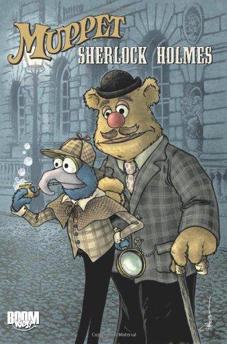 Muppet Sherlock Holmes (Muppet Show) by Brand: BOOM Studios