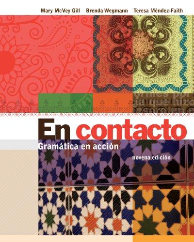 Download En contacto: Gramática en accion Pdf