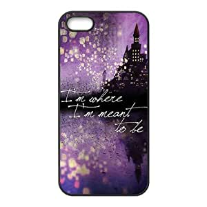 meilinF000Mystic Zone Custom Princess Tangled Rapunzel Cover Case for iphone 5/5s TPU Back Cover Fits Case WSQ15c98meilinF000