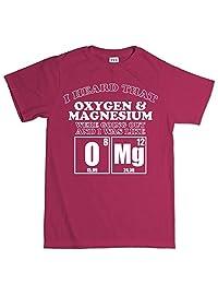 OMG Oxygen O2 Funny Nerd Geek Big Bang Theory T Shirt