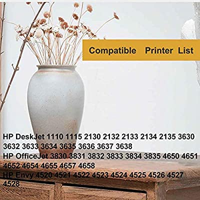 Asonway Remanufacturado HP 302 302XL Cartuchos de Tinta(1 Negro,1 ...