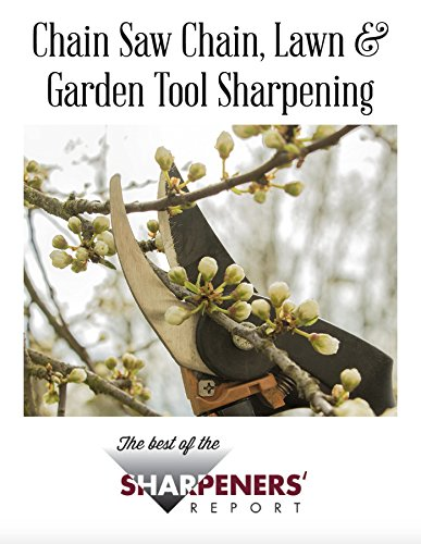 Chainsaw Chain, Lawn & Garden technique Sharpening Review