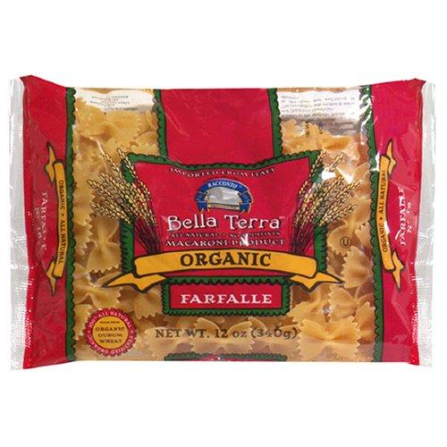 Bella Terra Farfalle/Medium Bow Ties, 12-Ounce Packages (Pack of 12)