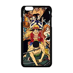 Anime One Piece Cell Phone Case for iPhone plus 6 by lolosakes