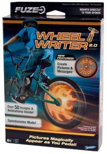 Price comparison product image Fuze Wheel Writer 2, 20'' Inch Wheel and Up