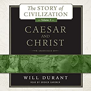 Caesar and Christ Audiobook
