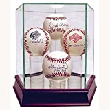 Steiner Sports Glass Baseball Display Case