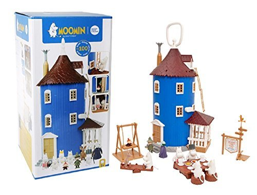 Moomin Valley MOOMIN HOUSE Building & Construction Toy Game for Kids (3+) by Moomin Toys & Games