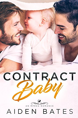 Contract Baby: An Mpreg Romance (Hellion Club Book 2)