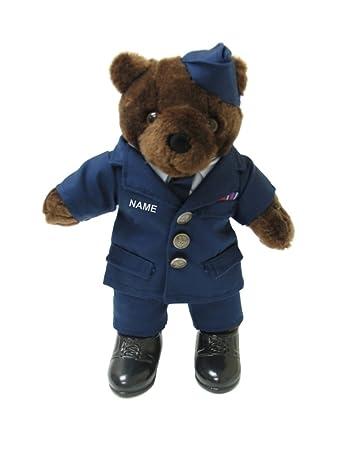 Peronalized Baby Gift, Custom Embroidered Bear, New Baby Toy, Plush Stuffed  Animal,