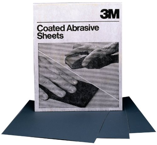 3m Wet Or Dry Tri-M-Ite Paper Sheets 400 A 9