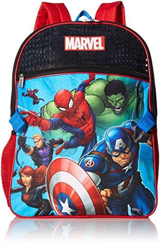 marvel backpack for boys - 4