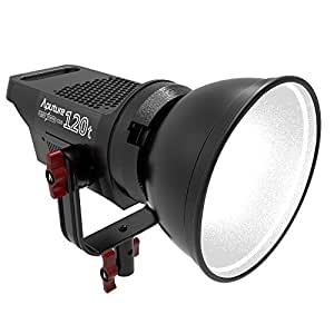 Aputure LS COB c120t Studio Continuous lighting TLCI/CRI 97 LED Video light with 2.4GHz Wireless Remote V-mount Plate