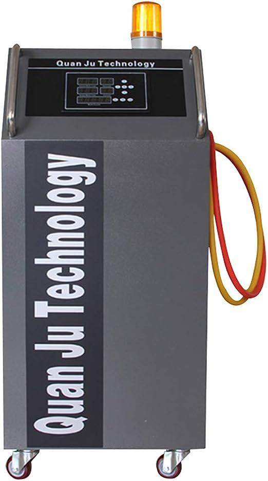 GXFC Generador de ozono para Coche y purificador de aniones Purificador de Aire 5000 MG/h Potente Limpiador portátil Desodorante esterilizador O3: Amazon.es: Hogar