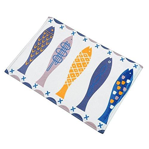 qinshop2017 Living Room Carpet Bedroom Rug Non-slip Bathroom Mat Soft Bathmat Bathroom Carpet for Baby Kids Safety