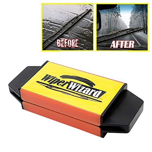 Daphot-Store - Car Windshield Wiper Wizard Blade Restorer with 5pcs Wizard Wipes Wiper Cleaning Brush Van Windscreen Cleaner Car-Styling from Daphot★Store