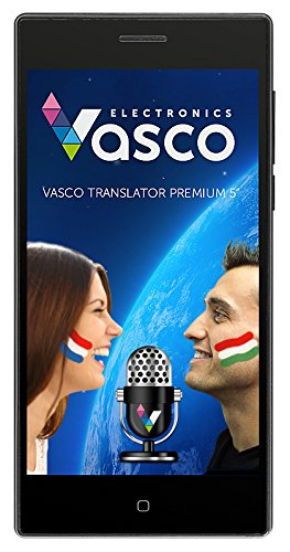 "Vasco Translator Premium 5"" : Voice Recognition, Speak and T"