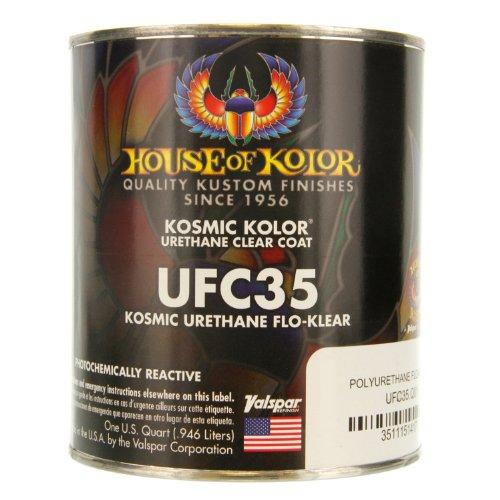 House of Kolor UFC35-QT Polyurethane Flo-klear House Of Color UFC35 (Bruise Colors)