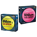 Us Open Jumbo Tennis Ball 9 Inch – 2Pack