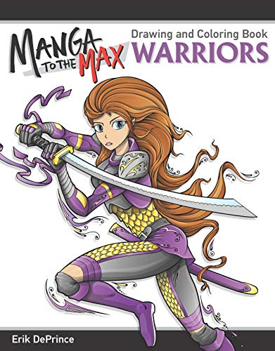 Manga to the Max Warriors: Drawing and
