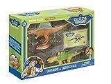 Geoworld Geo World dinosaur figure 2 body set Spinosaurus & euoplocephalus [toys educational toys] Spinosaurus & Euoplocephalus genuine