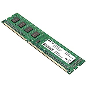PNY Performance 8GB DDR3 1600MHz (PC3-12800) CL11 Desktop Memory - MD8GSD31600NHS