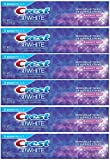 Crest 3D White Toothpaste, Radiant Mint, 2.5 Oz (Pack of 6)