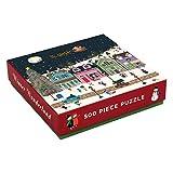 Galison Winter Wonderland 500 Piece Jigsaw Puzzle