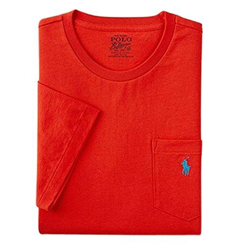 Polo Ralph Lauren Big and Tall T Shirts, Pocket Tee Shirts