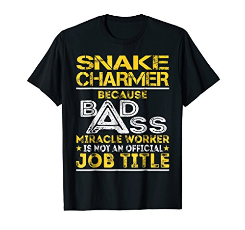 Snake Charmer Miracle Worker Job Title (Snake Charmer Outfit)