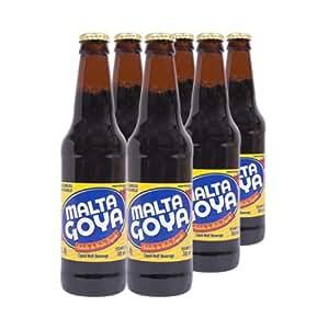 Amazon.com : Goya Malta Malt Beverage, 12 oz : Grocery
