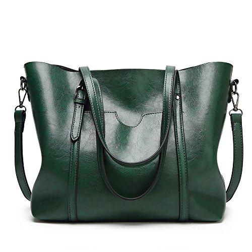Tout Dames Sac Nouvelle À Messenger À Sac Mode Green Sac Fourre Bandoulière Meaeo Vert Main ZdxqwUU7