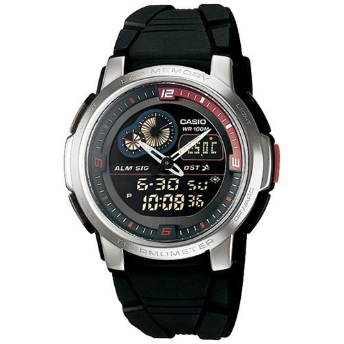 Casio Sports Black Watch ()