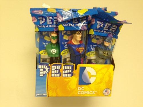 DC Comics Justice League Edition – Pez