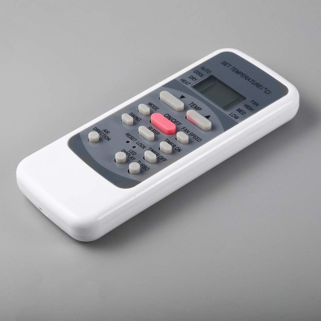 LouiseEvel215 Sostituzione del Telecomando del condizionatore dAria Universale per i Media R51M E R51M R51 E R51 CE R51M CE R51D BGE