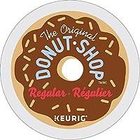 Donut Shop Coffee Single Serve Keurig Certified K-Cup pods for Keurig brewers, 24 Count