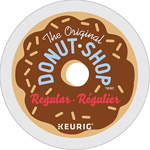 Green Mountain Coffee The Original Donut Shop Coffee Regular 18 Count