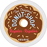 Donut Shop Coffee Single Serve Keurig Certified K-Cup pods for Keurig brewers, 24 Count