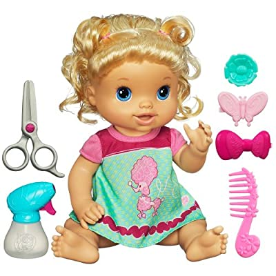 Baby Alive Beautiful Now Baby - Blonde by Hasbro
