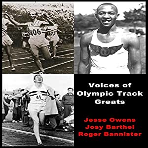 Voices of Olympic Track Greats Speech
