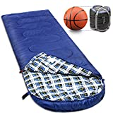 NORSENS Sleeping Bags for Adults Cold Weather 0 Degree, Lightweight Compact Backpacking Sleeping Bags with Upgraded Compression Sack, XL