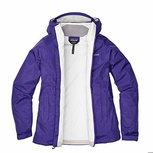 Patagonia Ladies' Torrentshell Jacket (Large, Concord Purple)