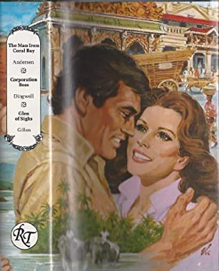 book cover of The Man From Coral Bay / Corporation Boss / Glen of Sighs