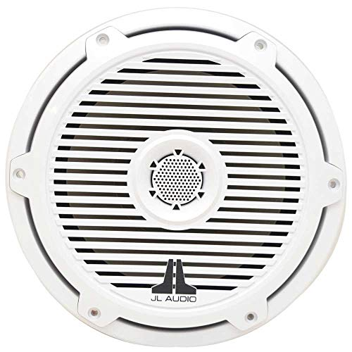 JL Audio Boat Cockpit Coaxial Speaker MC88CCX5-4-WH | 8.8 Inch ()