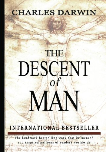 The Descent Of Man [Charles Darwin] (Tapa Blanda)