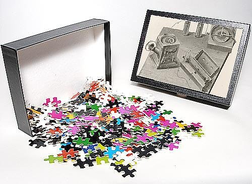 Photo Jigsaw Puzzle of The Reis Telephone system