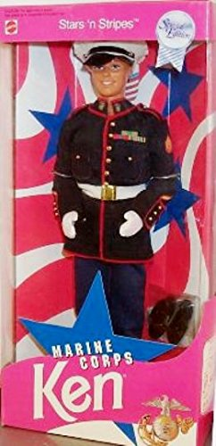 Stars n Stripes Special Edition Marine Corps Ken