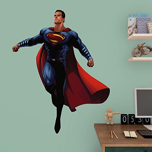 DC Batman Vs. Superman Fathead Jr